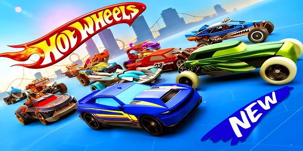 Hot Wheels Spiele Online