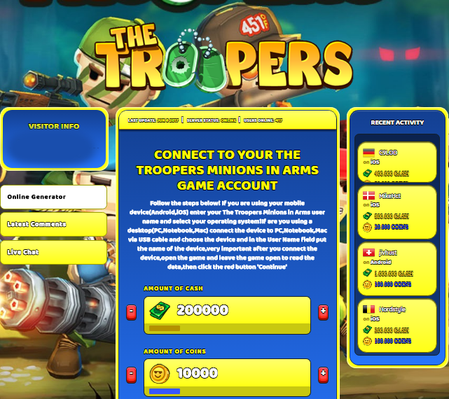 The Troopers Minions in Arms hack, The Troopers Minions in Arms hack online, The Troopers Minions in Arms hack apk, The Troopers Minions in Arms apk mod, The Troopers Minions in Arms mod online, The Troopers Minions in Arms generator, The Troopers Minions in Arms cheats codes, The Troopers Minions in Arms cheats, The Troopers Minions in Arms unlimited Cash and Coins, The Troopers Minions in Arms hack android, The Troopers Minions in Arms cheat Cash and Coins, The Troopers Minions in Arms tricks, The Troopers Minions in Arms cheat unlimited Cash and Coins, The Troopers Minions in Arms online generator, The Troopers Minions in Arms free Cash and Coins, The Troopers Minions in Arms tips, The Troopers Minions in Arms apk mod, The Troopers Minions in Arms android hack, The Troopers Minions in Arms apk cheats, mod The Troopers Minions in Arms, hack The Troopers Minions in Arms, cheats The Troopers Minions in Arms, The Troopers Minions in Arms generator online, The Troopers Minions in Arms Triche, The Troopers Minions in Arms astuce, The Troopers Minions in Arms Pirater, The Troopers Minions in Arms jeu triche,The Troopers Minions in Arms triche android, The Troopers Minions in Arms tricher, The Troopers Minions in Arms outil de triche,The Troopers Minions in Arms gratuit Cash and Coins, The Troopers Minions in Arms illimite Cash and Coins, The Troopers Minions in Arms astuce android, The Troopers Minions in Arms tricher jeu, The Troopers Minions in Arms telecharger triche, The Troopers Minions in Arms code de triche, The Troopers Minions in Arms cheat online, The Troopers Minions in Arms generator Cash and Coins, The Troopers Minions in Arms cheat generator, The Troopers Minions in Arms hacken, The Troopers Minions in Arms beschummeln, The Troopers Minions in Arms betrügen, The Troopers Minions in Arms betrügen Cash and Coins, The Troopers Minions in Arms unbegrenzt Cash and Coins, The Troopers Minions in Arms Cash and Coins frei, The Troopers Minions in Arms hacken Cash 