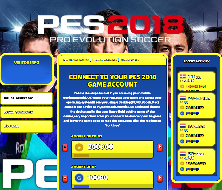 PES 2018 hack, PES 2018 hack online, PES 2018 hack apk, PES 2018 apk mod, PES 2018 mod online, PES 2018 generator, PES 2018 cheats codes, PES 2018 cheats, PES 2018 unlimited Coins and GP, PES 2018 hack android, PES 2018 cheat Coins and GP, PES 2018 tricks, PES 2018 cheat unlimited Coins and GP, PES 2018 online generator, PES 2018 free Coins and GP, PES 2018 tips, PES 2018 apk mod, PES 2018 android hack, PES 2018 apk cheats, mod PES 2018, hack PES 2018, cheats PES 2018, PES 2018 generator online, PES 2018 Triche, PES 2018 astuce, PES 2018 Pirater, PES 2018 jeu triche,PES 2018 triche android, PES 2018 tricher, PES 2018 outil de triche,PES 2018 gratuit Coins and GP, PES 2018 illimite Coins and GP, PES 2018 astuce android, PES 2018 tricher jeu, PES 2018 telecharger triche, PES 2018 code de triche, PES 2018 cheat online, PES 2018 generator Coins and GP, PES 2018 cheat generator, PES 2018 hacken, PES 2018 beschummeln, PES 2018 betrügen, PES 2018 betrügen Coins and GP, PES 2018 unbegrenzt Coins and GP, PES 2018 Coins and GP frei, PES 2018 hacken Coins and GP, PES 2018 Coins and GP gratuito, PES 2018 mod Coins and GP, PES 2018 trucchi, PES 2018 engañar